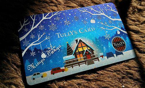 タリーズカード